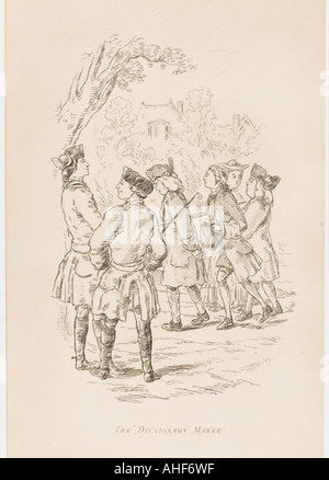 Thackeray Virginians - Stock Photo