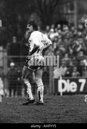 football, Bundesliga, 1973/1974, VfL Bochum versus 1. FC Cologne 0:2, Stadium at the Castroper Strasse in Bochum, - Stock Photo