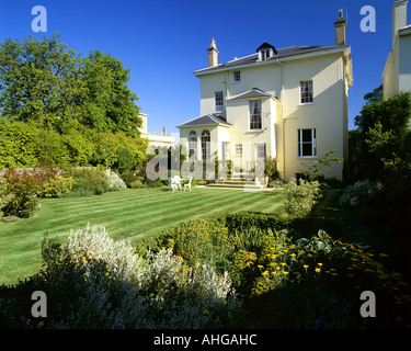 GB - GLOUCESTERSHIRE:  Parkgate Villa in Cheltenham - Stock Photo