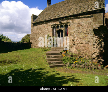 GB - GLOUCESTERSHIRE: St. Briavels Castle in the Forest of Dean - Stock Photo