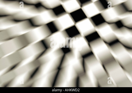 Graphic chequered patterns/ flags - Stock Photo