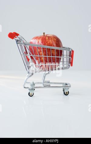 Twenty Dollar bill in shopping cart