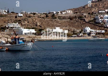 Agios Ioannis Beach, Mykonos, Where The Movie U0027Shirley Valentineu0027 Was  Filmed
