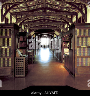 Duke Humfreys Library - Stock Photo