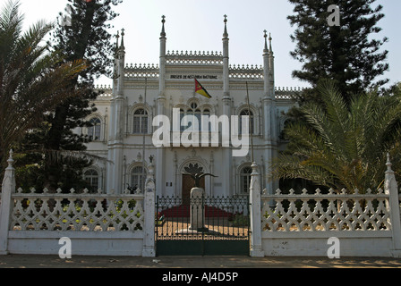 Museum of natural history, Maputo, Mozambique, Africa - Stock Photo