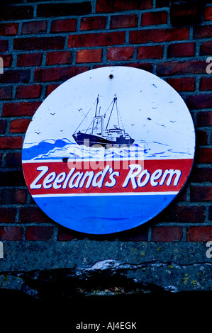 Netherlands  Zeeland Sealand Yerseke Oyster Mussel Culture Fishing Oysters Mussels Agriculture Port - Stock Photo