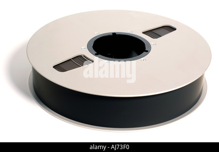 Magnetic Tape - Stock Photo