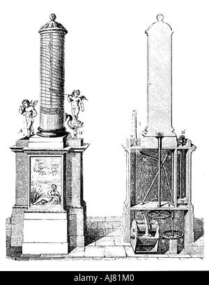 An ancient clepsydra or water clock Stock Photo: 38507419
