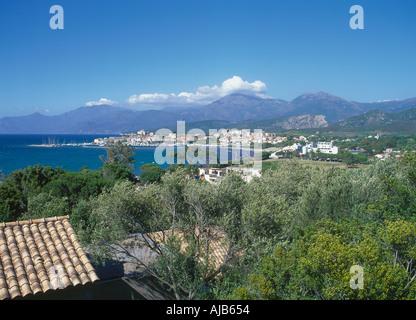 BONIFACIO CORSICA FRANCE Europe France Corsica - Stock Photo