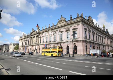 Berlin Zeughaus Deutsches Historisches Museum German Historical Museum Unter Den Linden - Stock Photo