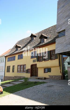 bachhaus eisenach germany thuringia eisenach bach house. Black Bedroom Furniture Sets. Home Design Ideas