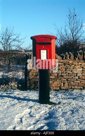 Post box - Stock Photo