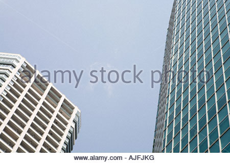 Skyscrapers - Stock Photo
