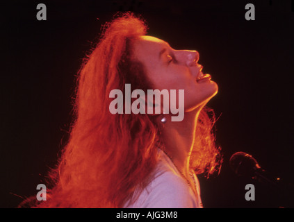 TORI AMOS US singer pianist - Stock Photo