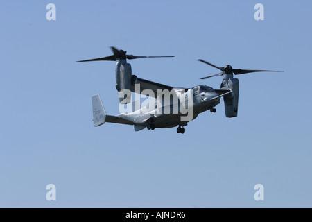 Bell Boeing MV 22B Osprey - Stock Photo