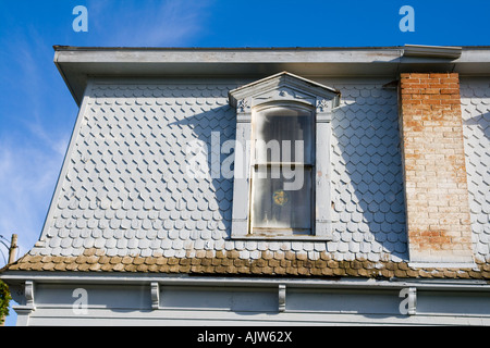 Shingle Style Victorian Mansion Stock Photo Royalty Free