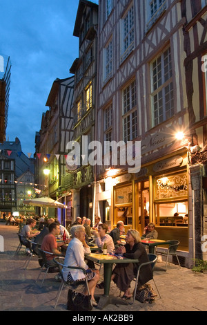 restaurants and bars in the normandy town of audresselles stock photo 86571517 alamy. Black Bedroom Furniture Sets. Home Design Ideas