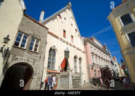 Historical Museum / Tallinn - Stock Photo