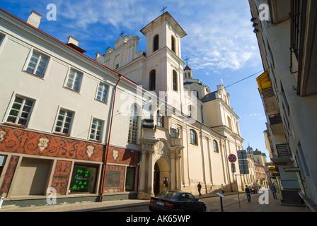 Dominican Church / Vilnius - Stock Photo