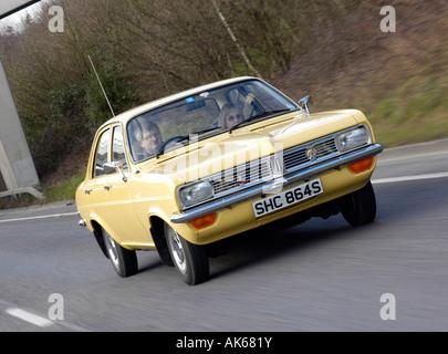 Vauxhall Viva car - Stock Photo