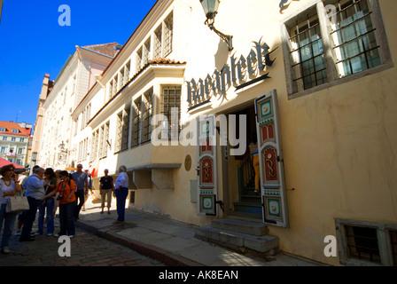 Old Pharmacie / Tallinn - Stock Photo