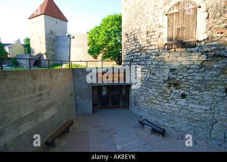 Linna museum / Tallinn - Stock Photo