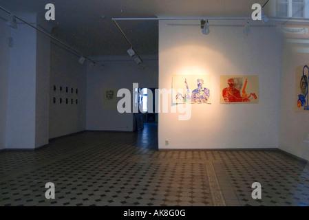Museum Galerija Draakoni / Tallinn - Stock Photo