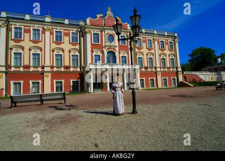 Museum Kadriorg / Tallinn - Stock Photo