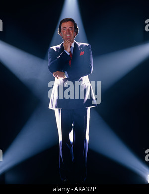 Terry Wogan In Star of Light - Stock Photo