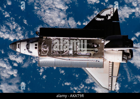 Space Shuttle Atlantis - Stock Photo