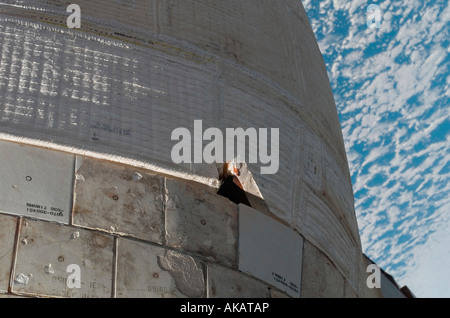 Close-up of Space Shuttle Atlantis. - Stock Photo