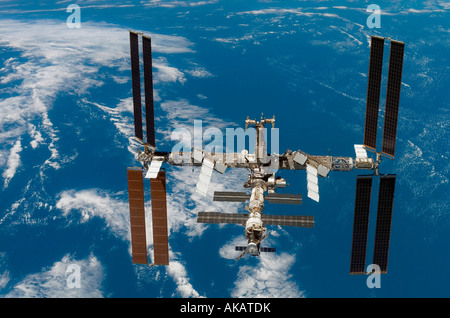 The International Space Space - Stock Photo