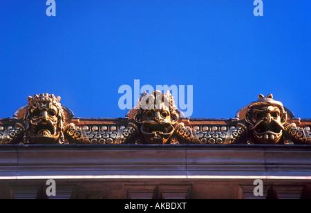 Opera Garnier Paris France - Stock Photo