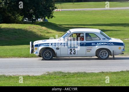 Ford Escort Mk1 Rally Car Stock Photo 79886496 Alamy