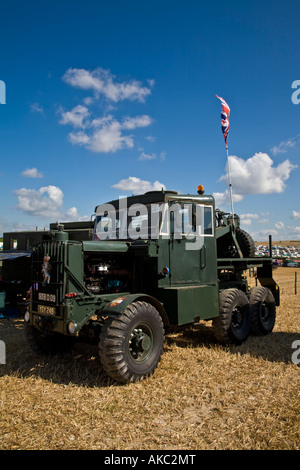 1954 Scammell Explorer, Reg No. YSY 249, at the Great Dorset Steam Fair, England, UK. - Stock Photo
