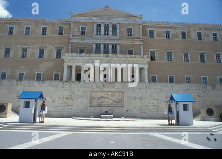AJ17814, Greece, Athens, Europe - Stock Photo