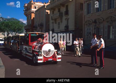 Monaco, Monte Carlo, - Stock Photo