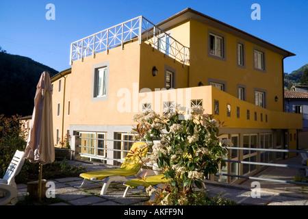 Antico albergo terme hotel terme jean varraud spa bagni di - Terme di bagni di lucca ...