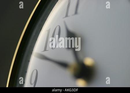 watch alarm chroniker chronograph chronometer - Stock Photo