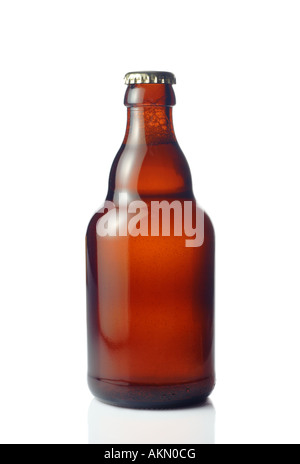 Beer bottle - Stock Photo