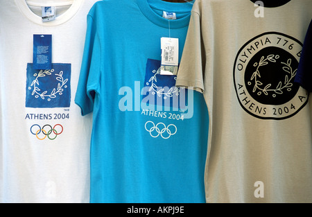 Athens Olympic Games 2004 - Stock Photo