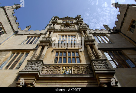 The Bodleian Library - Stock Photo