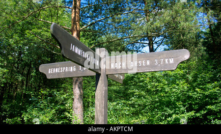 D-Datteln, Lippe, Wesel-Datteln Canal, Datteln-Hamm Canal, Dortmund-Ems Canal, Rhine-Herne Canal, nature reserve - Stock Photo