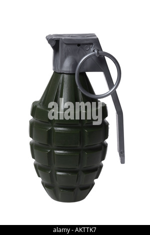 Toy Hand Grenade - Stock Photo