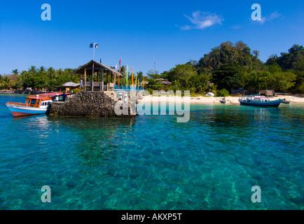 Gangga Island Resort North Sulawesi