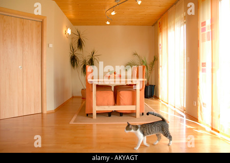 Dining room - Stock Photo