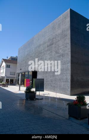 Museum of Art, Vaduz, Liechtenstein - Stock Photo