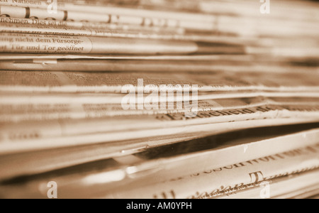 Wastepaper - Stock Photo