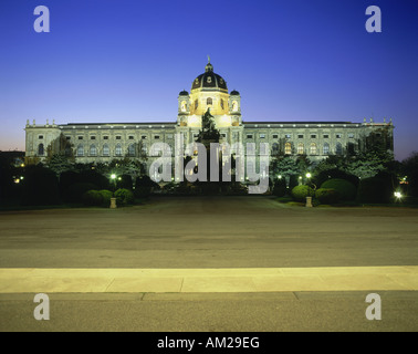 geography / travel, Austria, Vienna, museums, Museum of Art History Vienna (Kunsthistorisches Museum Wien), exterior - Stock Photo