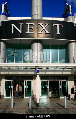 next retail store gallions reach shopping centre within the M25 east london england uk gb - Stock Photo